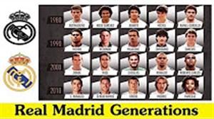 نسل های طلایی رئال مادرید در تاریخ این باشگاه