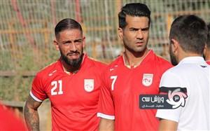 رونمایی از کاپیتانهای تیم ملی در آزادی