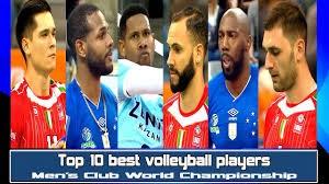 20 بازیکن برتر والیبال دنیا در سال 2017