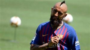 ویدال: جانم را به خاطر بارسلونا می دهم