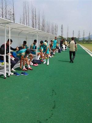 دیدار تدارکاتی تیم امید با چین