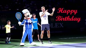 به مناسبت تولد 37 سالگی راجر فدر، اسطورهی تنیس
