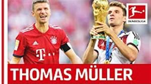 بهترین لحظات حضور توماس مولر در بوندس لیگا فصل 18-2017