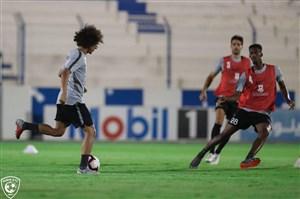 عمر عبدالرحمان در اولین بازی فصل فیکس میشود؟