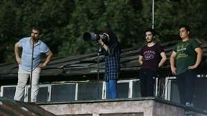 دختر عکاس ایرانی در سایت های انگلیسی