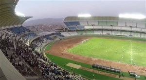 آغاز بکار رسمی ورزشگاه پنجاه هزار نفری پارس شیراز