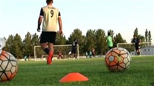 آمادگی تیم ملی امید برای بازی های آسیایی 2018