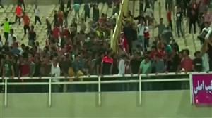 اتفاقات تلخ گذشته بازیهای پرسپولیس در خوزستان