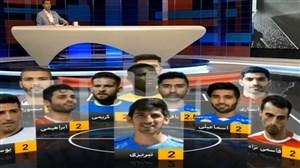 تیم منتخب هفته سوم لیگ برتر