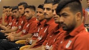امید به موفقیت تیم ملی امید در بازی های آسیایی جاکارتا
