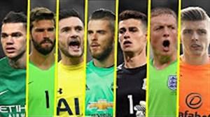برترین دروازه بان های لیگ برتر جزیره در سال 2018