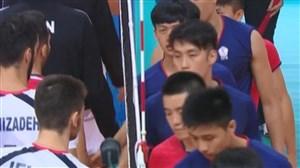 خلاصه والیبال چین تایپه 0 - ایران 3 (نیمهنهاییجامکنفدراسیونها)