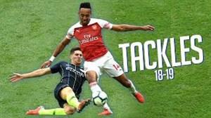 تکلهای فوقالعاده در فصل 2019-2018