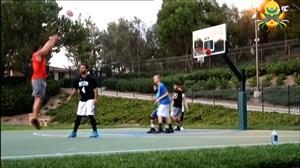 آموزش قوانین بسکتبال سه نفره (3 به 3)