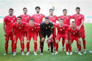 ترکیب احتمالی تیم امید ایران برابر کره شمالی