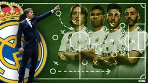 رئال مادرید و تردیدهای بزرگ لوپتگی
