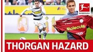 برترین لحظات تورگان هازارد در لیگ بوندسلیگا