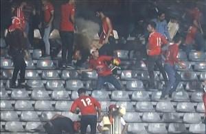 لذت های فوتبال اسیر هولیگان ها و طرفداران افراطی
