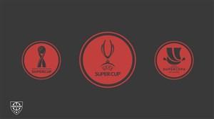 سوپر کاپ آلمان، اسپانیا و اروپا با هولیگان