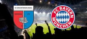 خلاصه بازی دراچترسن آسل 0 - بایرن مونیخ 1 (جام حذفی)