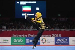 مسیر زهرا کیانی برای کسب مدال هموار شد
