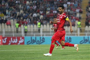 دومین پاس گل مسعود شجاعی در لیگ برتر