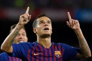 عملکرد کوتینیو در اولینبازی بارسلونا (لالیگا 19-2018)