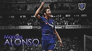 15 گل مارکوس آلونسو برای تیم چلسی