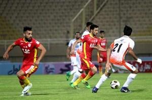صعود فولاد در جام حذفی با 7 گل
