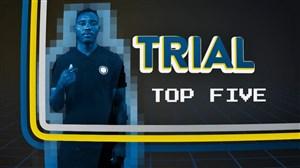 انتخاب پنج بازیکن برتر آفریقایی و چالش ایموجی با آساموا بازیکن اینتر