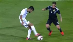 محو شدن دو بازیکن آرژانتین توسط لایی های بشار