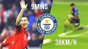 برترین رکورد های جهان فوتبال