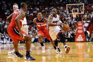 خلاصه بسکتبال میامی هیت - واشنگتن ویزاردز