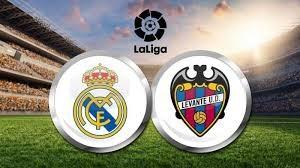 خلاصه بازی رئال مادرید 1 - لوانته 2