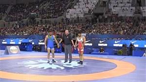 پیروزی 7 بر صفر علیرضاکریمیمقابلحریفآذربایجانی