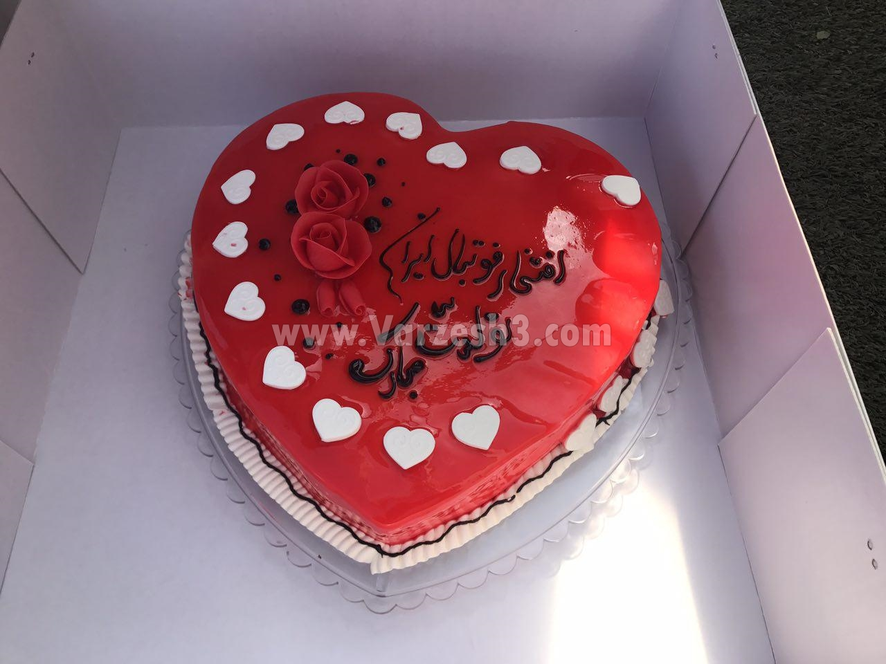 عکس کیک تولد بهمن ماه