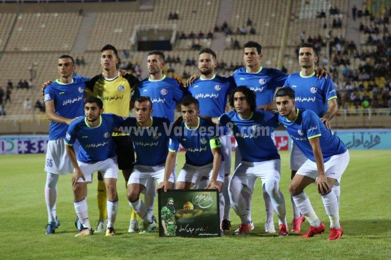 اس خوزستان کاپیتان جدید خود را شناخت (عکس)