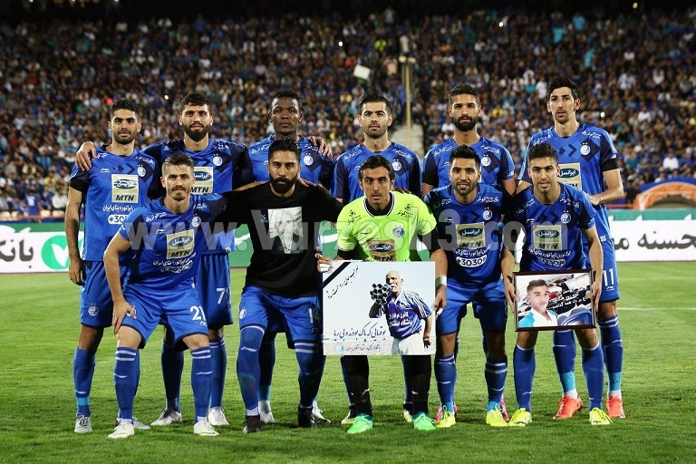 غمگین ترین عکس تیمی استقلالیها (عکس)