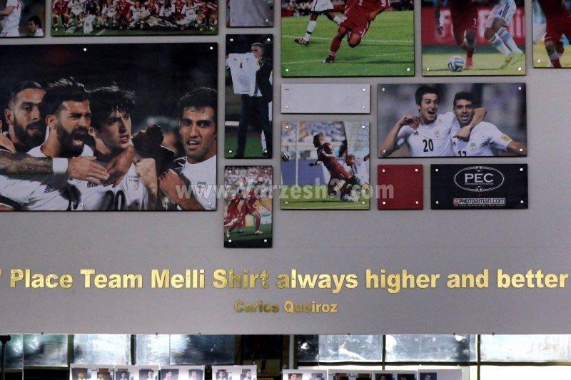 تصاویر ماندگار ۲۰ ساله تیم ملی در کنار هم
