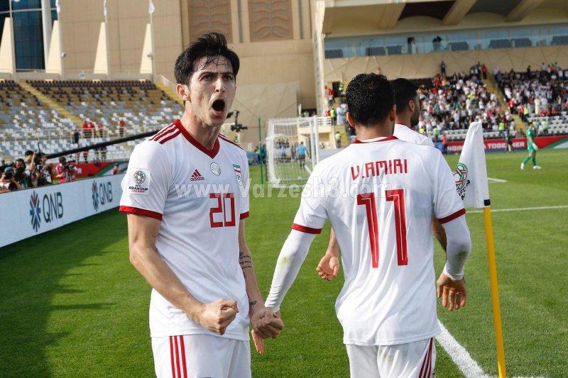 صعود از مرحله گروهی قطعی شد؛ / ویتنام صفر- ایران 2؛ حالا به فکر انتقام از عراق!