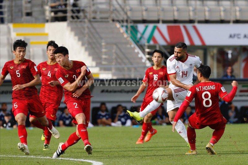 01372089 - بهترین استارت ۴۰ ساله ایران در جام ملتها
