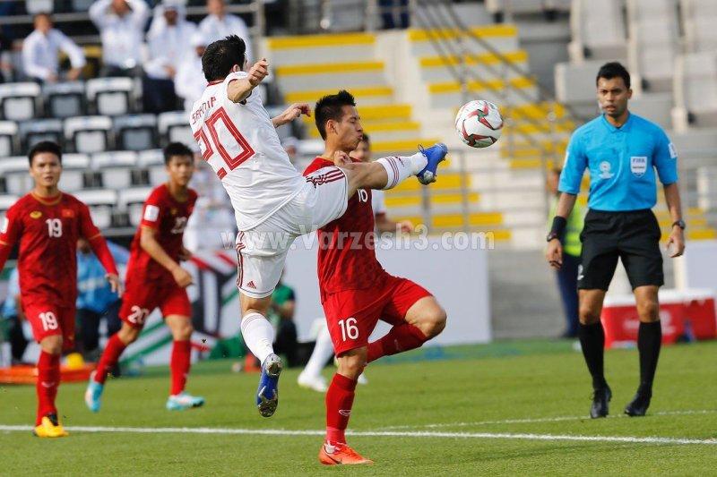 01372090 - بهترین استارت ۴۰ ساله ایران در جام ملتها