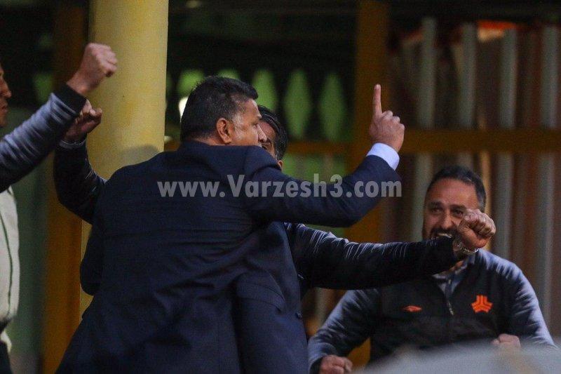 جزییات یک جنجال باورنکردنی در مسجد سلیمان / گزارش ویژه: عادل از علی دایی خوف نکرد!