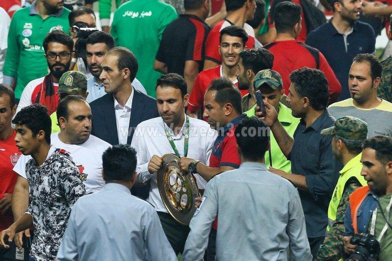 01410467 - محسن خلیلی جام پرسپولیس را نجات داد