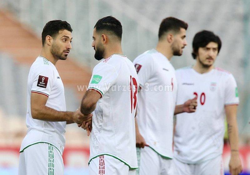 فاضلی: شرایط جدول باعث شد ایران محتاط بازی کند