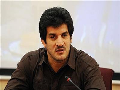 """رسول خادم  امروز در """"کشتی ایرانی"""""""