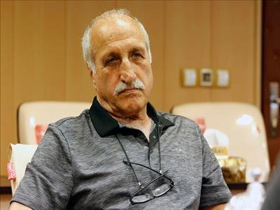 استاد منصور برزگر  به کشتی ایرانی می آید