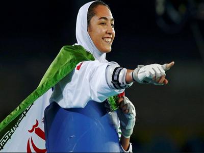 """""""مفاخر زن در ورزش ایران """" از شبکه سه"""