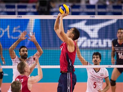 پخش دیدار والیبال ایران - آمریکا، پنجشنبه از شبکه سه