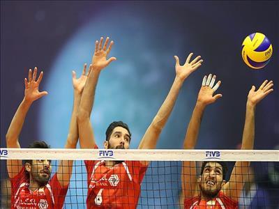 پخش زنده مسابقات لیگ ملت های والیبال  از شبکه سه